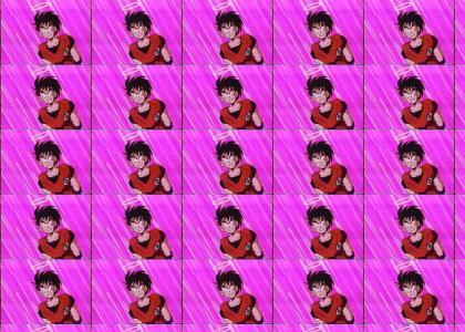 Goku Is Ridin' Spinnaz