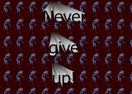 Never Give Up! 2.0