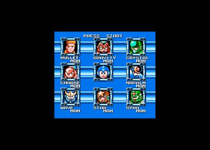 Megamans safety not guarenteed
