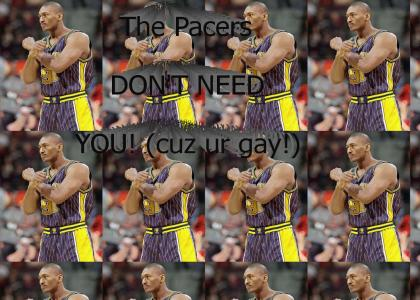RON ARTEST IS GAY!!!
