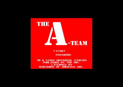 The A-Team for the NES