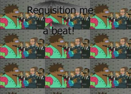 The bureaucrat song (Futurama)