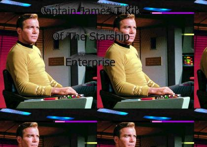 The Captain Kirk Song