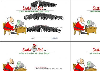 Secret Nazi Santa