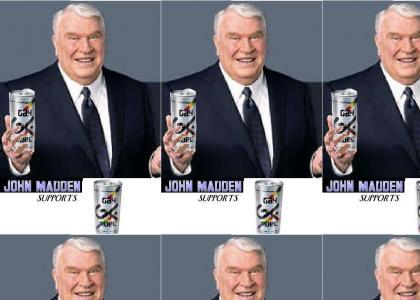 John Madden,  GAY ???