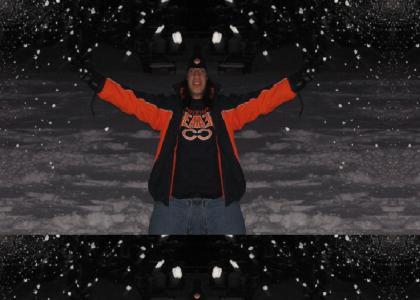 Snow Jesus