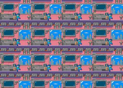 Megaman Spins *Music Update*