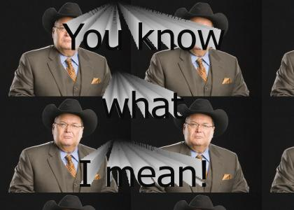 My Ass by Jim Ross