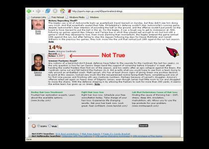 ESPN lies