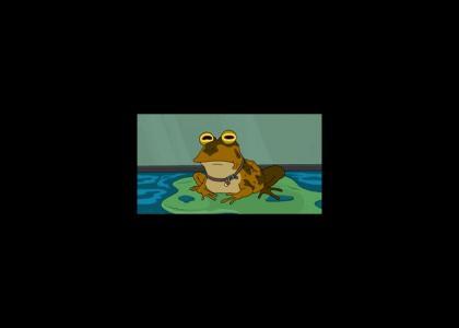 Hypno-toad will kill you...