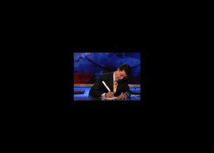 Colbert. Is. Kirk.