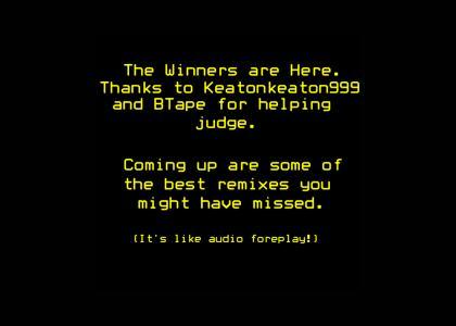 Underdog Remix Contest 2 Winners (150% less suck)