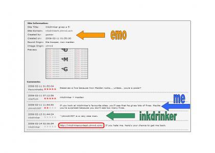 Inkdrinker Concurs