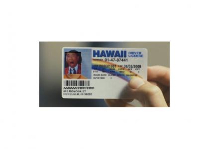 The Jitz's New License