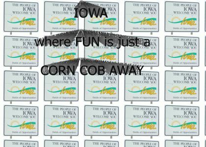 Fun is just a corn cob away