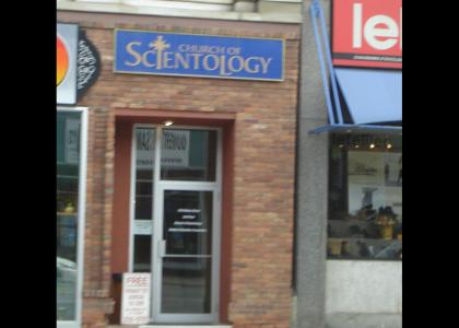 OMG CHURCH OF SCIENTOLOGY!!!