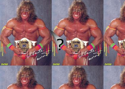 Ultimate Warrior gave great promos...