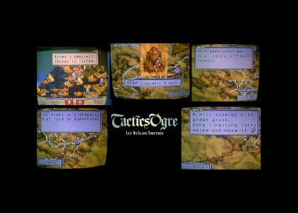 Video Game Hall of Fame 9: Tactics Ogre