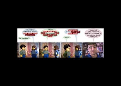 Funny Harry Potter Joke