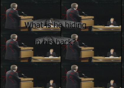 Humpback Bush?