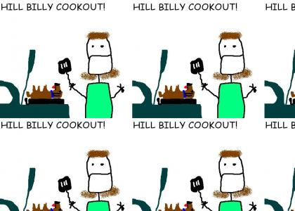 HILLYBILLY COOKOUT