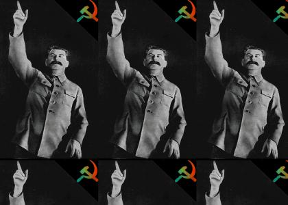 Another Rainbow Stalin