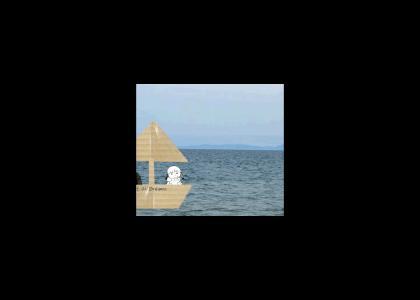 Brian Goes Sailing