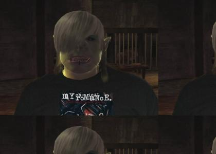 Oblivion: The Gray Prince is EMO!
