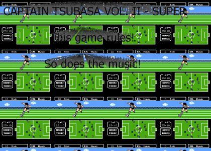 Captain Tsubasa II (NES) - Hyuga Kojiro