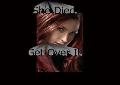 Jean Grey is Dead!