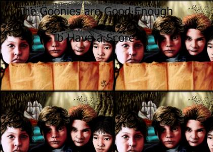 The Goonies Soundtrack Campaign, the rebirth
