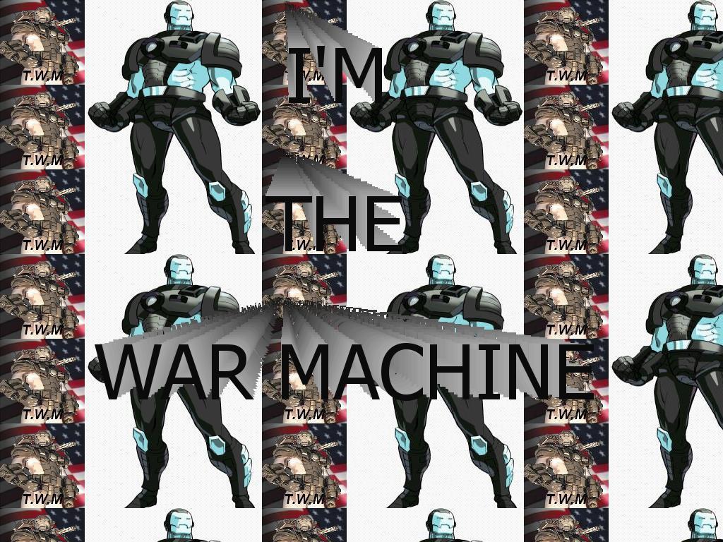 thewarmachine