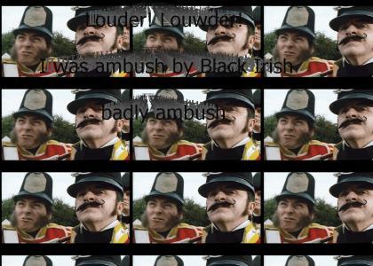No Black Irish Tricks