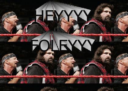 Heyyy Foley