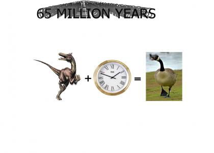 Dinosaurs had ONE weakness...