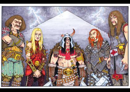 """World of Warklok (or """"Dungeons and Dethklok"""")"""