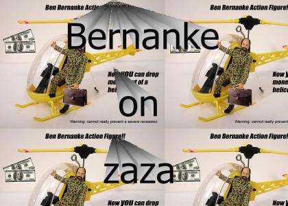 Bernanke zaza
