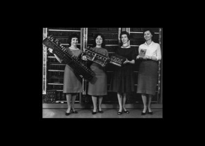 ladies dance to new beat- mariachi&computers!