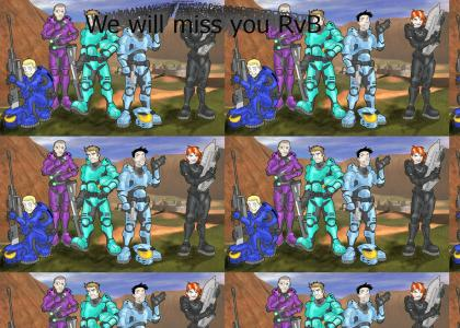 Red vs Blue: The Blood Gulch Chronicles Tribute