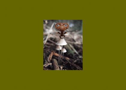 E.T. Mushroom Dance!