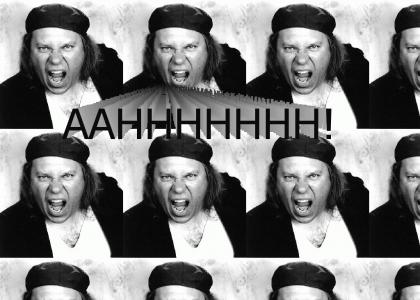 Sam Kinison is Really Pissed