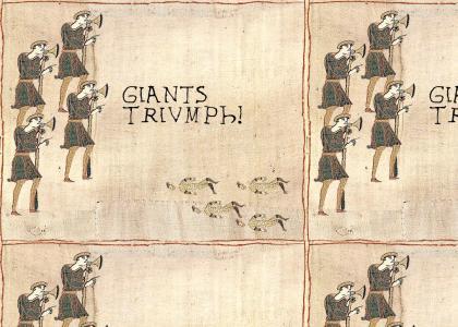 Medieval Superbowl