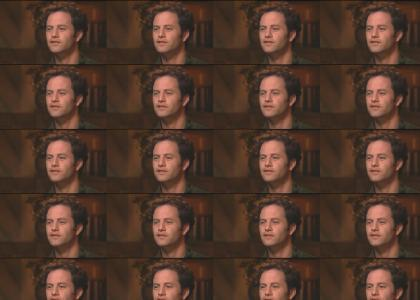 Evangelist Kirk Cameron DOES Change Facial Expressions