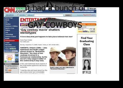Gay cowboy movie