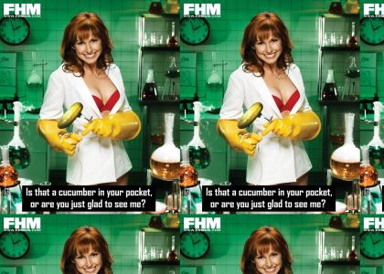 Kari Byron of Mythbusters Asks...