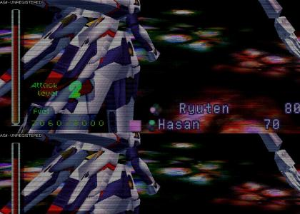 Attack Level 2 Hassan (Xenogears)