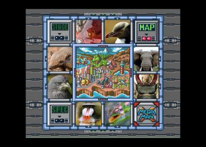 Mega Man: Big Game Hunter X