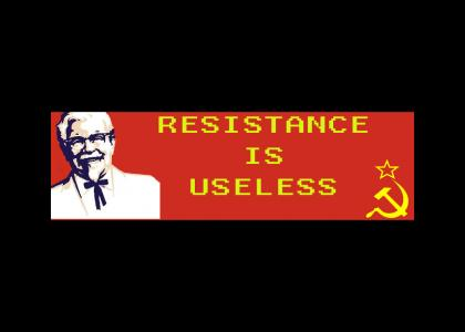 KFC - Kentucky Fried Communists
