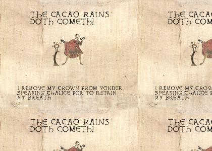 Medieval Chocolate Rain