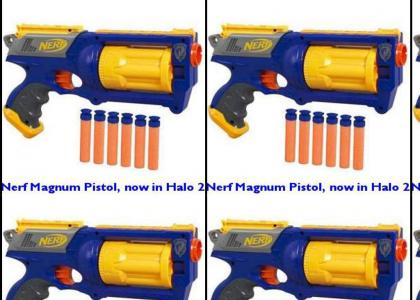Halo 2's New Magnum (As Of 4/18/05)